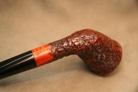 Rasted handcut pipes RH1020, pibe bagside