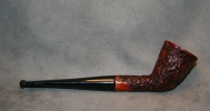 Rasted handcut pipes RH1020, pibe højre