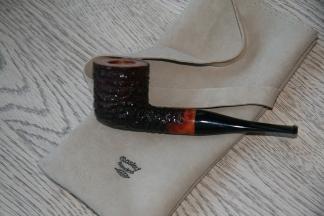 Rasted handcut pipes, ruskindspose og pibe