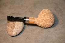 Rasted handcut pipes, RH1042
