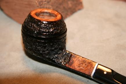 Rasted handcut pipes, RH1043