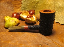 Rasted handcut pipes Pokerpibe