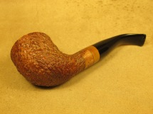 Rasted handcut pipes Bend Cap Pipe (6)