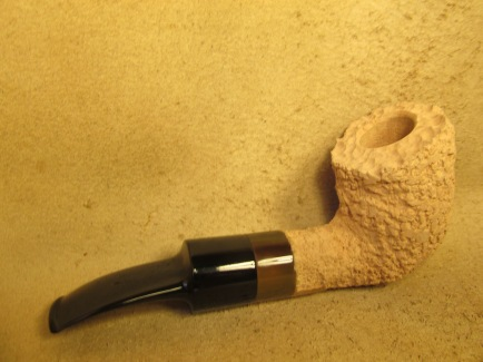 Rasted handcut pipes natural pipe (2)