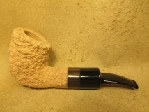 Rasted handcut pipes natural pipe (3)