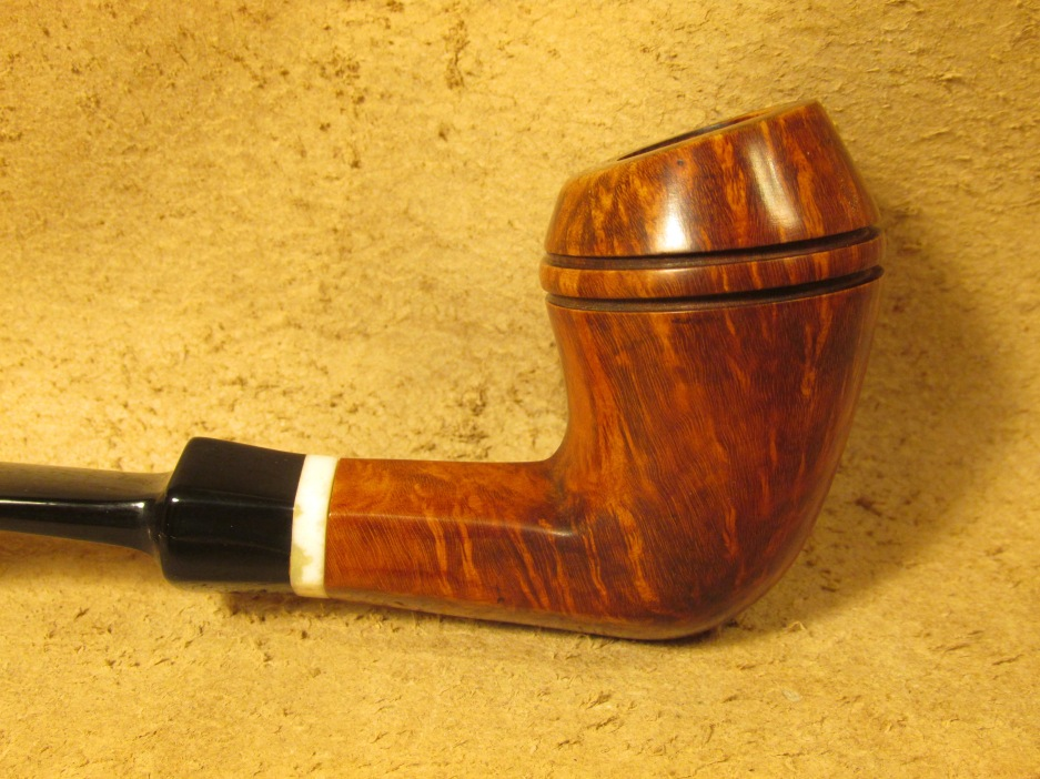 Rasted handcut pipes Octagon Pipe