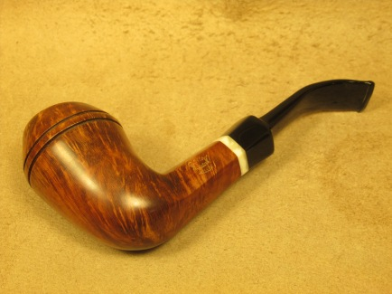 Rasted handcut pipes RH1081 Hexagon Pipe (8)
