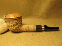rasted handcut pipes moss pipe rh1082 (2)