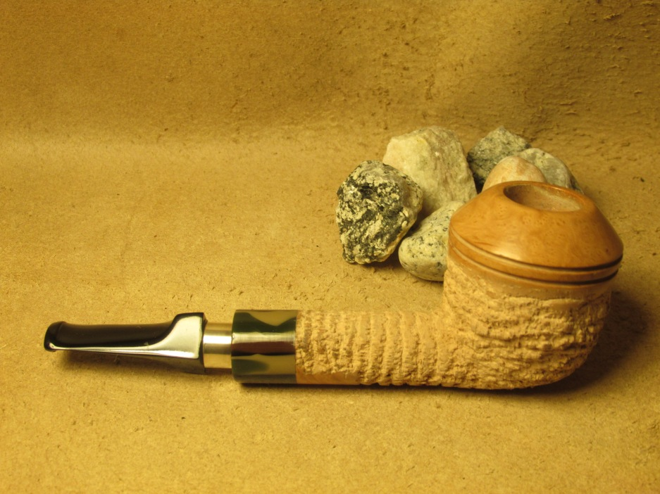rasted handcut pipes moss pipe rh1082 (5)