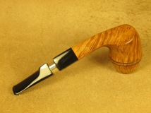 Rasted handcut pipes RH1093 Silver Bulldog
