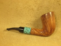 Rasted handcut pipes RH1095
