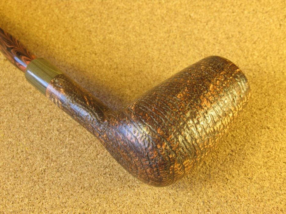 Rasted handcut pipes RH1105